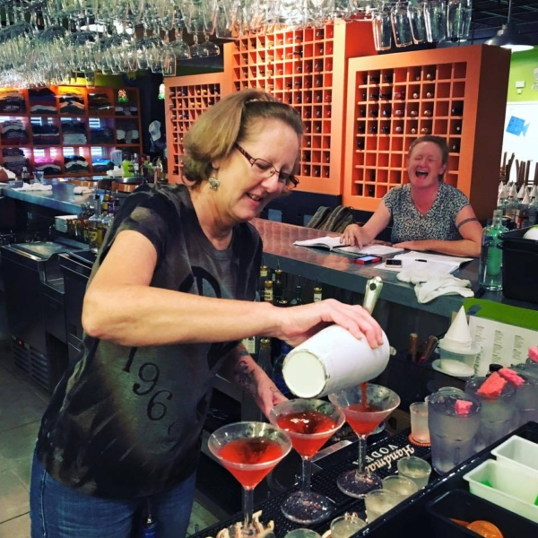 Elite Bartending School Florida Keys classroom